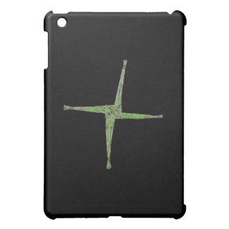 St Bridgid's Cross, St Patrick's Day Case Cover iPad Mini Cover