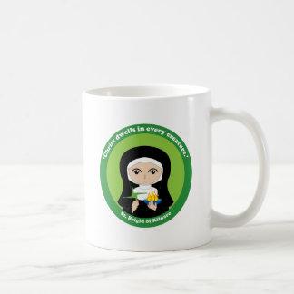 St. Brigid of Kildare Coffee Mug