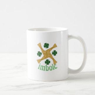 St. Brigids Cross Coffee Mug
