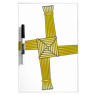 St. Brigid's Cross Dry-Erase Board