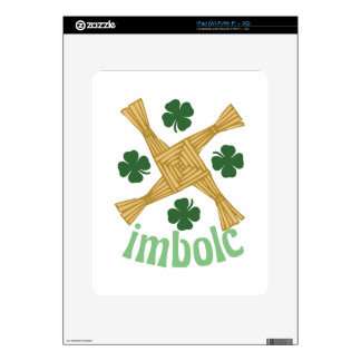 St. Brigids Cross Skins For The iPad