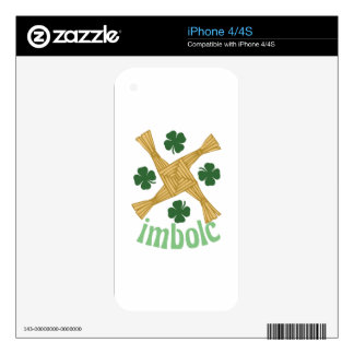 St. Brigids Cross Skins For The iPhone 4S