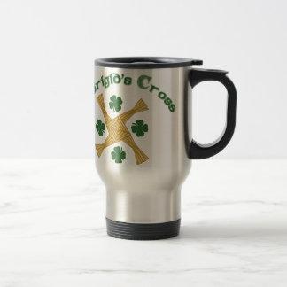 St. Brigids Cross Travel Mug
