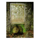 St. Brigids santo bien, el valle (parque), Kilcull Postales