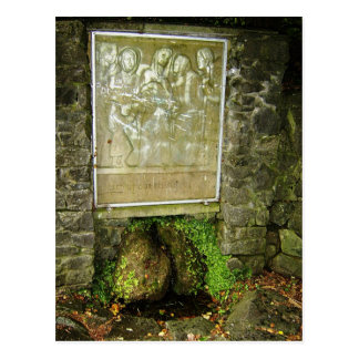 St. Brigids santo bien, el valle (parque), Tarjeta Postal