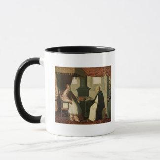 St. Bruno  and Pope Urban II  1630-35 Mug