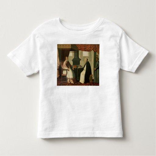St. Bruno  and Pope Urban II  1630-35 T-shirts