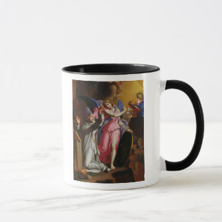 St. Bruno at Prayer, 1671 Mug