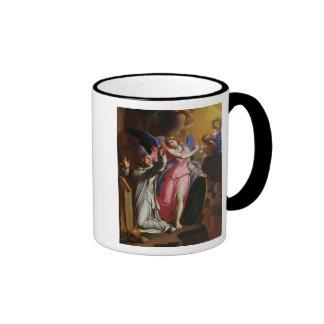 St. Bruno at Prayer, 1671 Mug