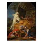 St. Bruno de Eustache Le Sueur- que aparece a Comt Postales