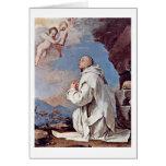 St. Bruno el cartujo de Jusepe De Ribera Felicitaciones