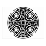 St. Brynach's Cross black and white Postcards