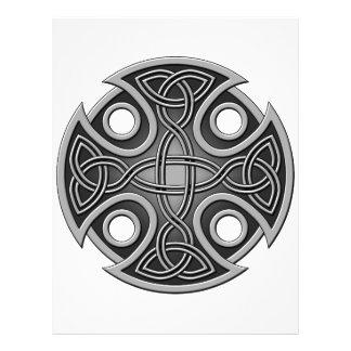 St. Brynach's Cross grey and grey Flyer