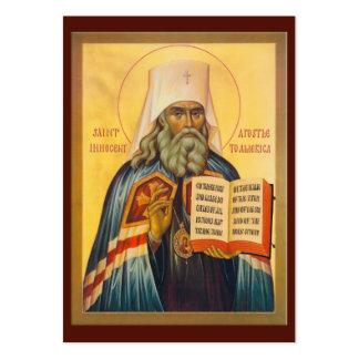 St. C.O.S. Prayer Card del Innocent Tarjetas De Visita Grandes
