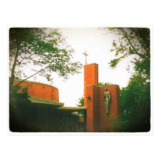 St. Cabrini Shrine Postcard