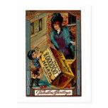St. Cajón de la tarjeta del día de San Valentín Tarjeta Postal