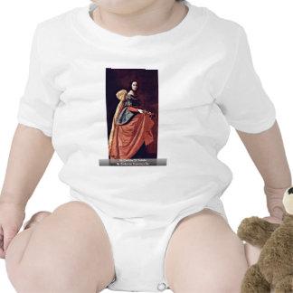 St Casilda de Toledo de Zurbarán Francisco De Trajes De Bebé