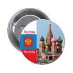 St. Catedral de la albahaca. Rusia Pins