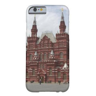 St. Catedral de las albahacas en la Plaza Roja, el Funda Para iPhone 6 Barely There