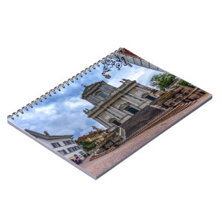 St. Catedral del Ursus, Solothurn, Suiza Note Book