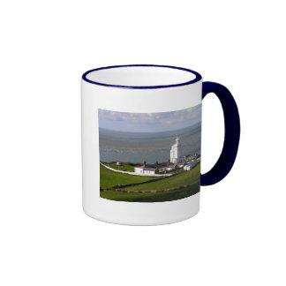 St Catherine's Lighthouse Ringer Mug