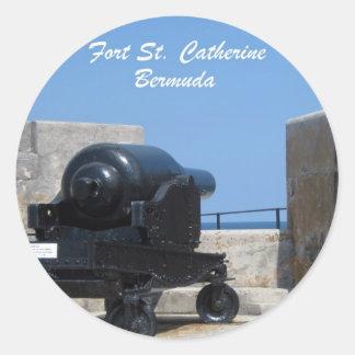 St Catherine Bermudas del fuerte Etiquetas
