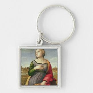 St. Catherine de Alexandría, 1507-8 Llavero