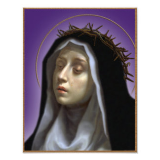 St. Catherine de Siena Cojinete