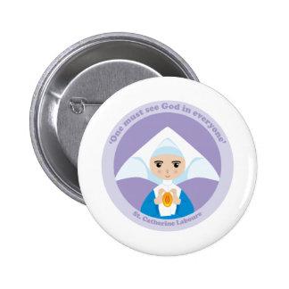 St. Catherine Laboure Pinback Button