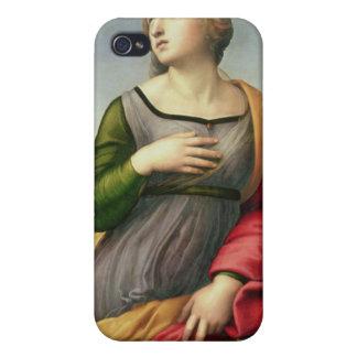 St. Catherine of Alexandria, 1507-8 iPhone 4 Case