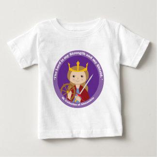 St. Catherine of Alexandria Baby T-Shirt