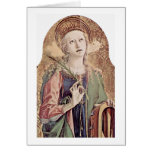 St.Catherine Of Alexandria By Carlo Crivelli Card