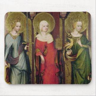 St. Catherine of Alexandria, St. Mary Mouse Pad