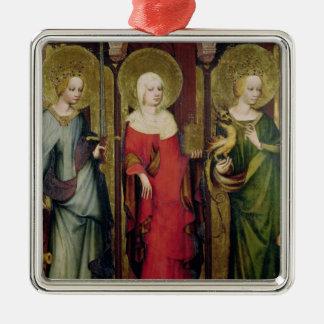 St. Catherine of Alexandria, St. Mary Christmas Tree Ornament
