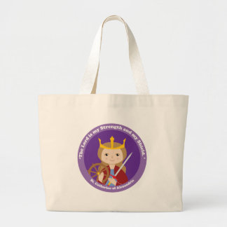 St. Catherine of Alexandria Tote Bags