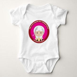 St. Catherine of Siena Baby Bodysuit