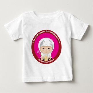 St. Catherine of Siena Baby T-Shirt