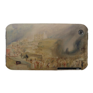St. Catherine's Hill, Guildford, Surrey, 1830 (w/c iPhone 3 Cover