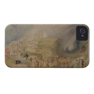 St. Catherine's Hill, Guildford, Surrey, 1830 (w/c iPhone 4 Case