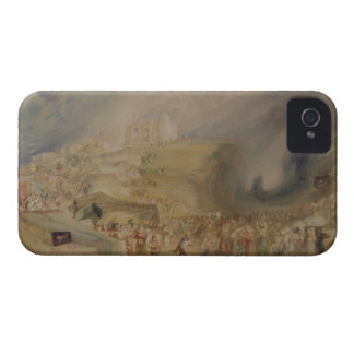 St. Catherine's Hill, Guildford, Surrey, 1830 (w/c iPhone 4 Cover
