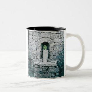 St. Cavan's Altar Two-Tone Coffee Mug