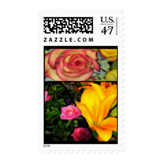 St. Cecelias Cathedral Flower Festival Postage