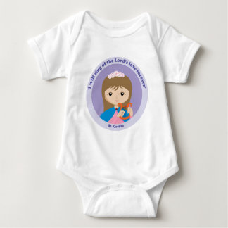 St. Cecilia Baby Bodysuit