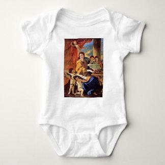 St Cecilia de Poussin Nicolás (la mejor calidad) T Shirts