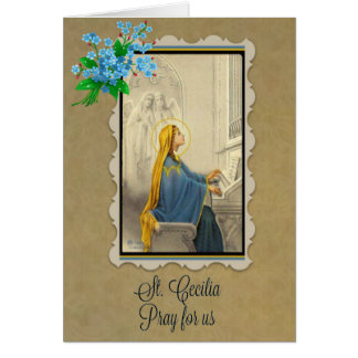 Religious Birthday Note Cards