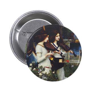 St Cecilia -  John William Waterhouse Pins