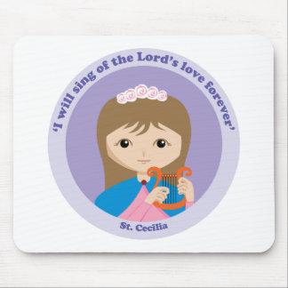 St. Cecilia Mouse Pad