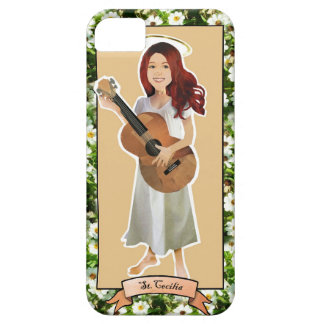 St. Cecilia patron saint of music iphone case iPhone 5 Cover