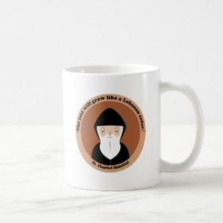 St. Charbel Makhluf Coffee Mug