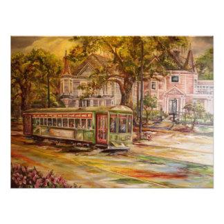 St. Charles Avenue New Orleans Print Photo Print